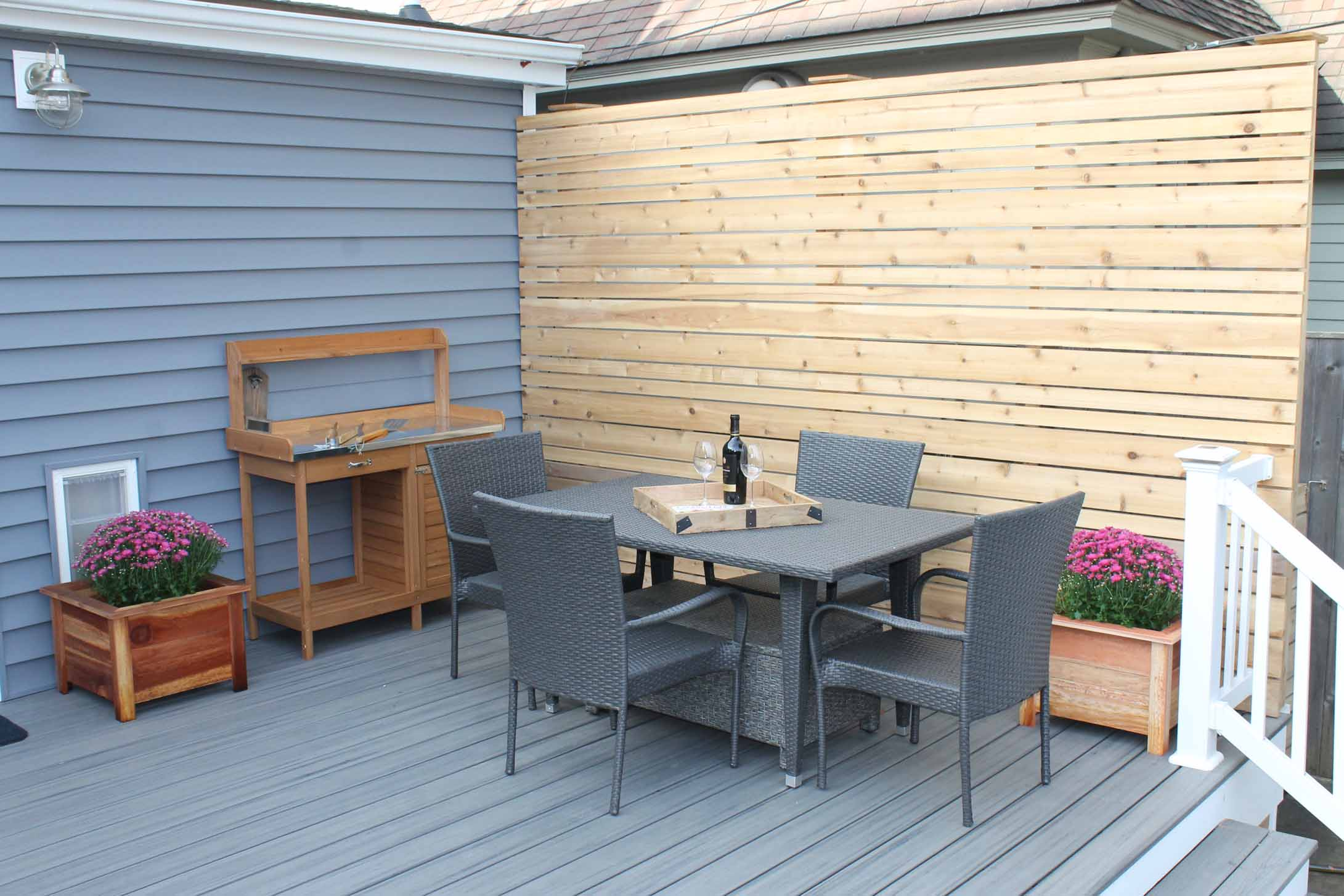 downtown-backyard-remodel-patio-pergola-small-space-firepit-techo-bloc-outdoor-living
